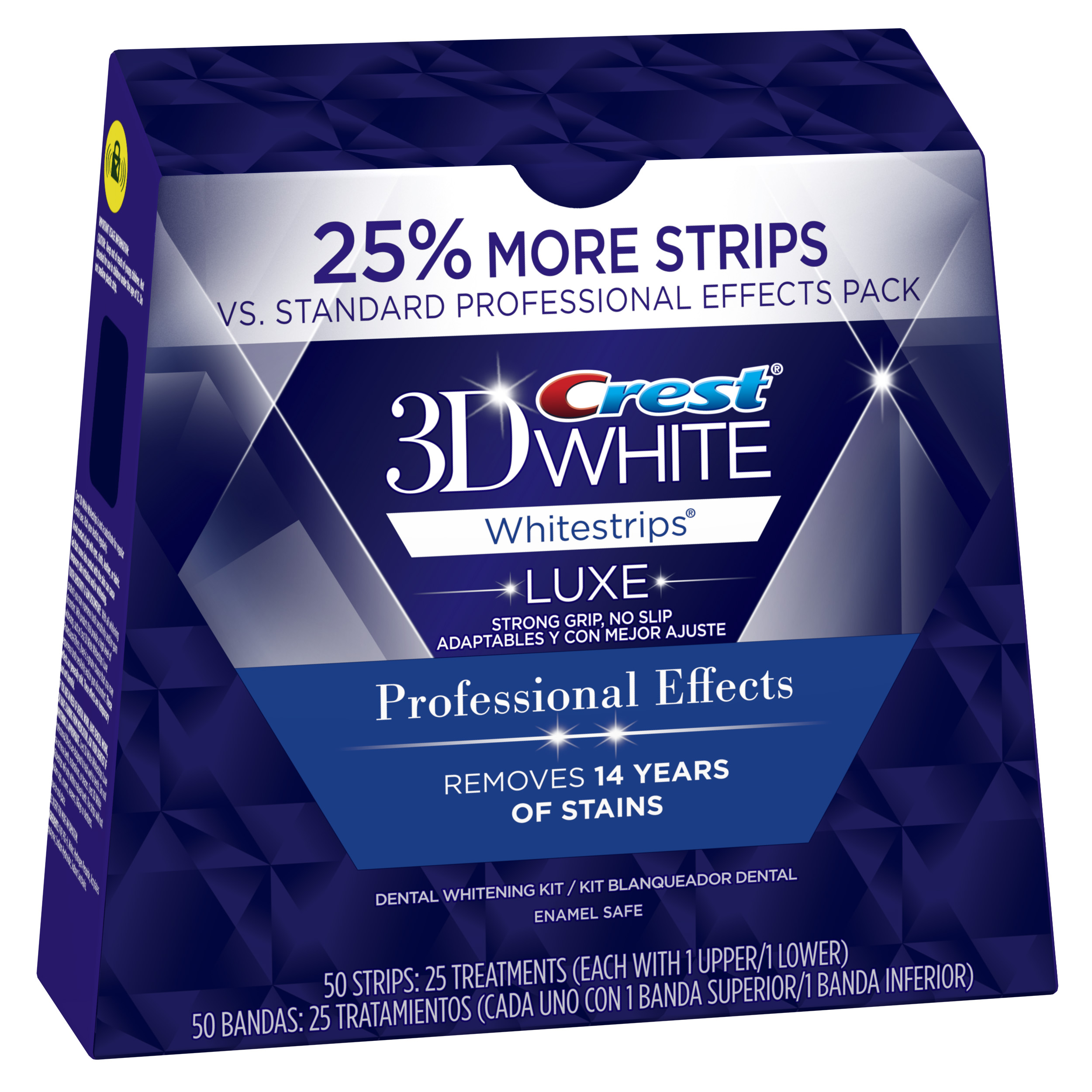 Crest 3D White Strips Luxe Professional Effects 25